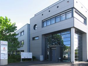 Das Technologiezentrum CARTEC