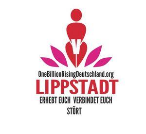 """Lippstädter Logo """"One Billion Rising"""""""