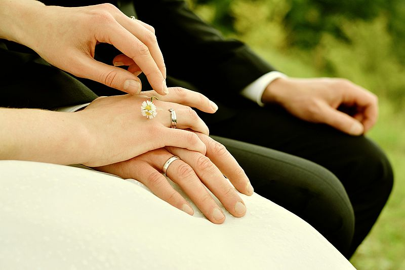 dokumente für heirat